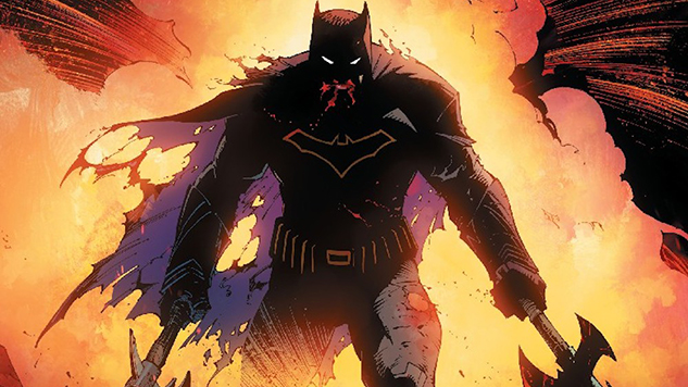 "Scott Snyder, Greg Capullo Reuniting for ""Huge and Crazy"" New <i>Batman</i> Crossover"