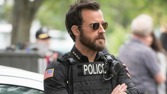 <i>The Leftovers</i>' Justin Theroux Talks Patti, Purgatory and Whether or Not Kevin Garvey Is Jesus