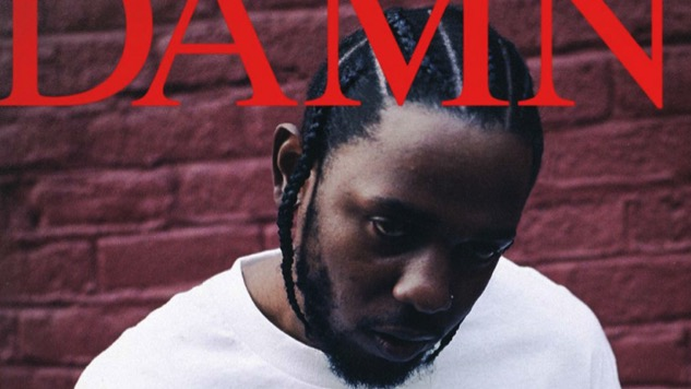 Paste Review of the Day: Kendrick Lamar - <i>DAMN.</i>