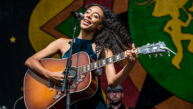 Photos: New Orleans Jazz & Heritage Festival Day Four with Corinne Bailey Rae, Darius Rucker and Widespread Panic