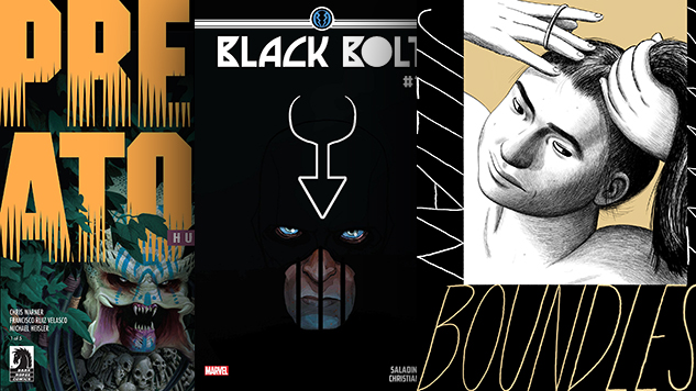The Best Comic Book Covers of May 2017