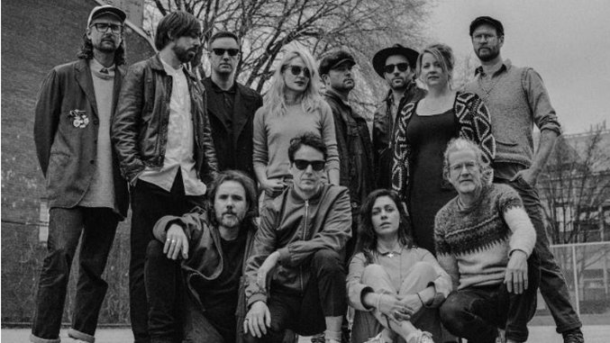 Broken Social Scene Announce First Full U.S. Tour in Six Years, Share Title Track from <i>Hug of Thunder</i>