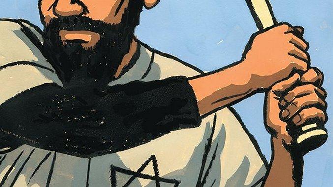James Sturm Revisits <i>The Golem's Mighty Swing</i>, His Comics Opus on Anti-Semitism, Baseball & America