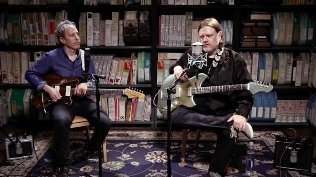 "Paste Sessions: Watch Matthew Sweet Perform ""Trick,"" ""Pretty Please"" and ""Sick of Myself"""