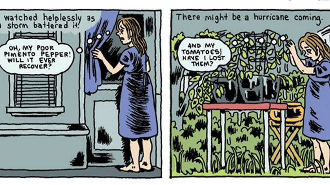 Gabrielle Bell on Ego, Animals and Her Intimate New Graphic Novel, <i>Everything Is Flammable</i>