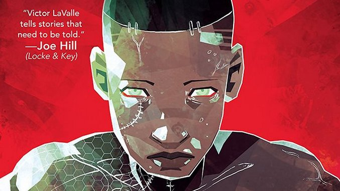 Victor LaValle Resurrects Frankenstein in Socially Conscious New Comic, <i>Destroyer</i>