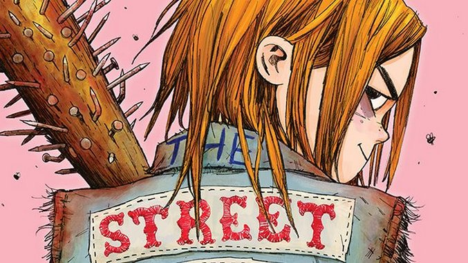 Jim Rugg & Brian Maruca Give Their Skateboarding Scamp a Family in this <i>Street Angel Gang</I> Exclusive