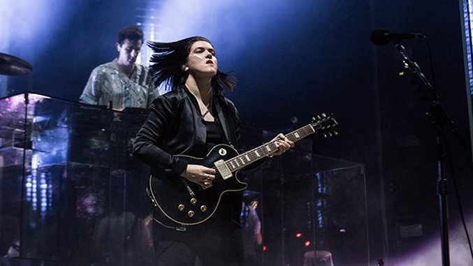 Photos: The xx and Sampha at Forest Hills Stadium