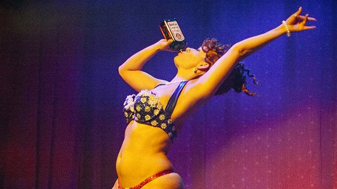 Burlesque Dancers Become the Avatars for Neil Gaiman's <i>American Gods</i> in this NSFW Gallery