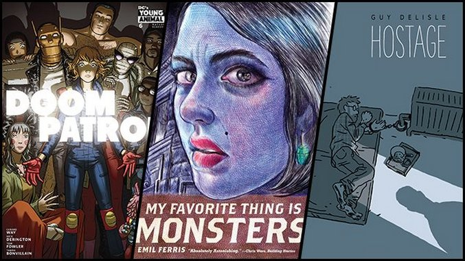 The 20 Best Comics of 2017 (So Far)