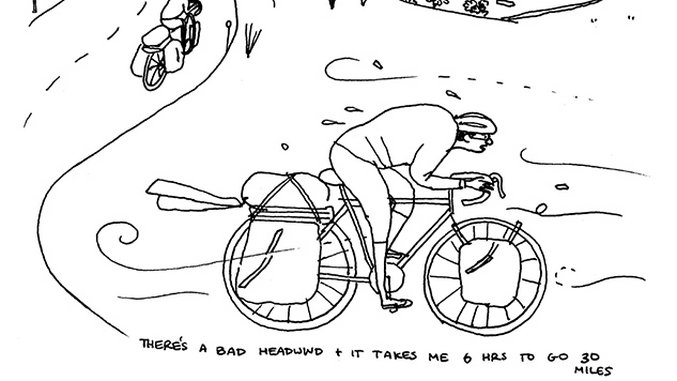 Cartoonist Eleanor Davis Captures a Shifting America in <i>You & a Bike & a Road</i>