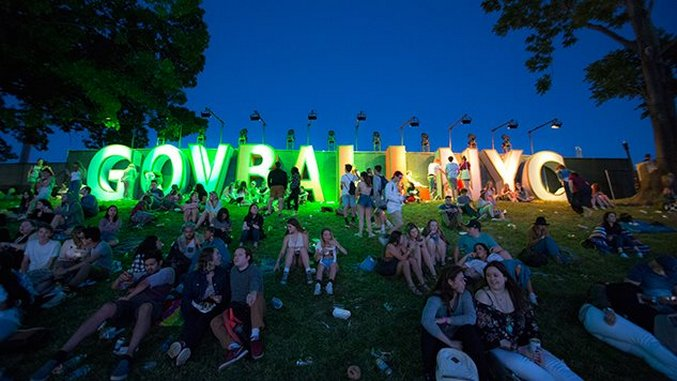 Photos: Governors Ball Day One with Michael Kiwanuka, Tove Lo, Lorde & More