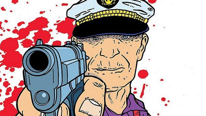 <i>The Bulletproof Coffin</i> Returns with More Meta Mayhem in <i>The 1000 Yard Stare</i>