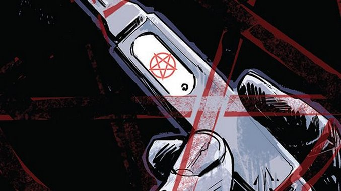 Sympathy for the Devil's Mother: Donny Cates on his Maternal Antichrist Epic, <i>Babyteeth</i>
