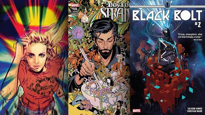 The Best Comic Book Covers of June 2017 :: Comics :: Comics
