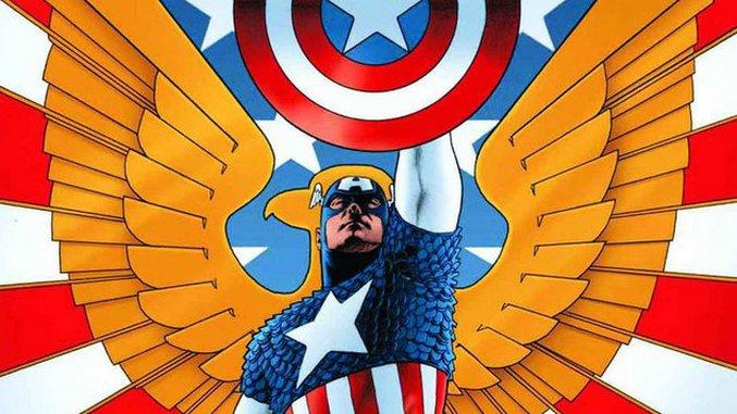 Captain America's <i>Secret Empire</I> and How Real-World Politics Fail in Comic Book Fantasy