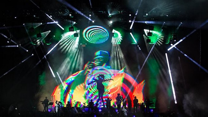 Photos: Gorillaz Storm Chicago with Vince Staples, Zebra Katz, Del the Funky Homosapien & Little Simz