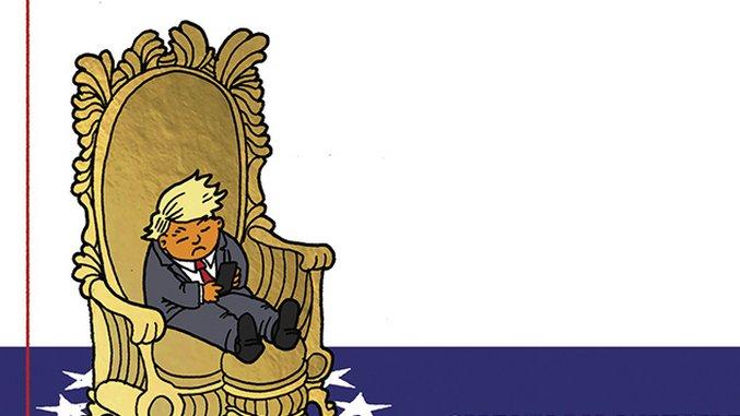 Comics as Interpretive Journalism: Three Ways Trump's Tweets Have Landed in Panels