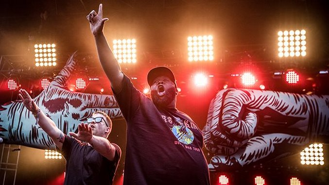 Photos: Forecastle Festival Day One with Run the Jewels, Cage the Elephant, ODESZA & More