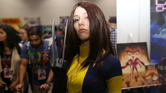 The Best Cosplay of San Diego Comic-Con Day Three