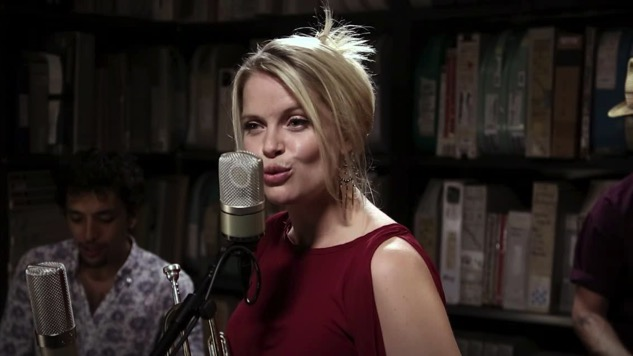 Paste Sessions: Bria Skonberg's Jazzy <i>With a Twist</i>