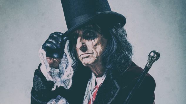 "Alice Cooper Talks <i>Paranormal</i> and How He ""Accidentally Wrote a Concept Album"""