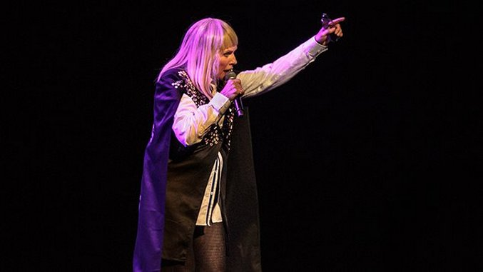 Photos: Garbage and Blondie Tour Shows Rock Matriarchs at Their Height