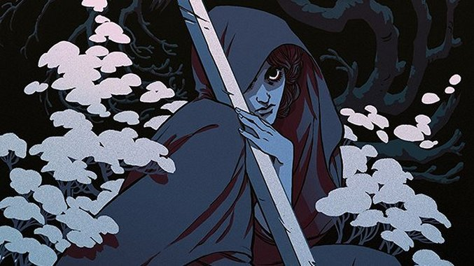 Becky Cloonan's <i>By Chance or Providence</i> Taps Into Primal Fairy-Tale Fears