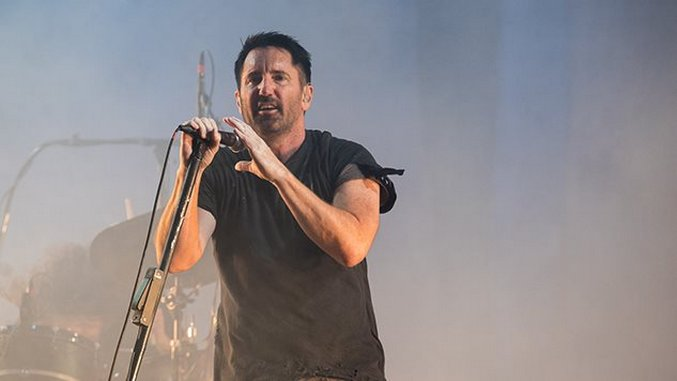 Photos: Panorama Day Three with Nine Inch Nails, A Tribe Called Quest, Justice & More