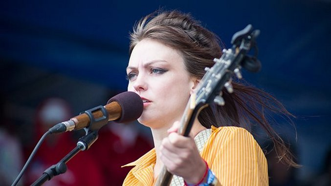 Photos: Newport Folk Festival with Wilco, Angel Olsen, Regina Spektor & More