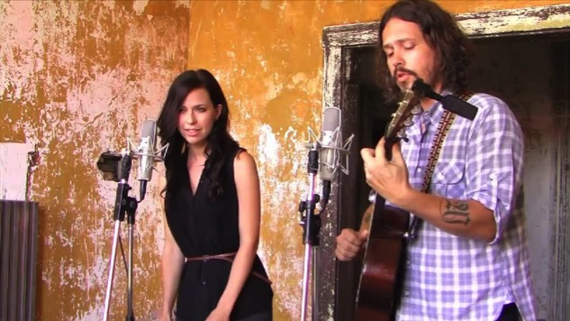 Watch The Civil Wars Cover Elliott Smith at Newport in 2011