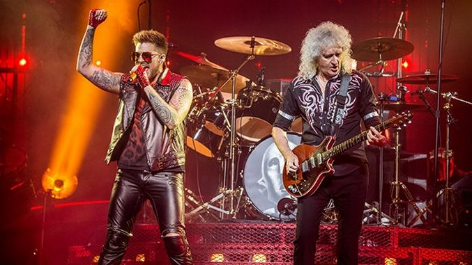Photos: Queen + Adam Lambert at Barclays Center