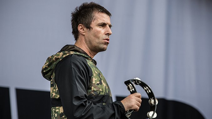 Photos: Lollapalooza Day One with Muse, Liam Gallagher, Cage the Elephant, Wiz Khalifa & More