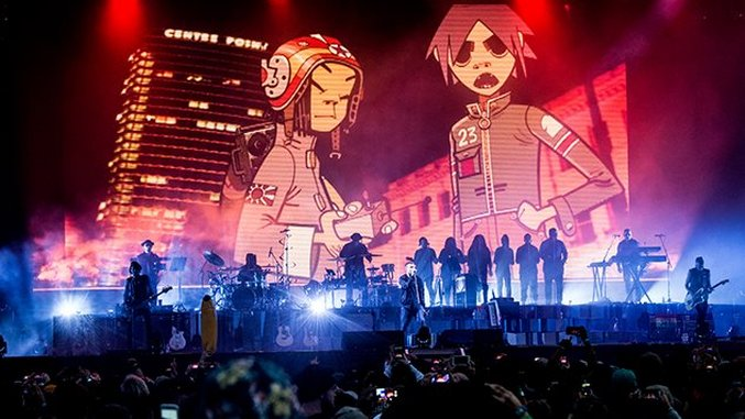 Photos: Outside Lands Day One with Gorillaz, alt-J, Tove Lo, & More