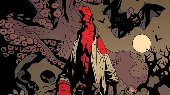 Exclusive: Christopher Golden on Why Hellboy's Humanity Is His Biggest Strength