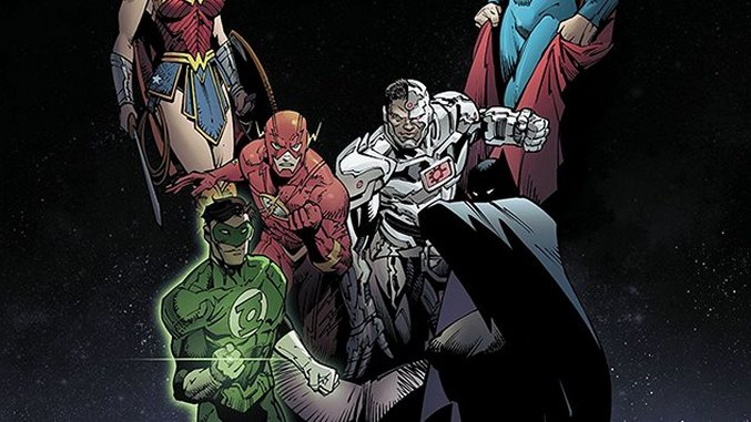 <i>Dark Nights: Metal</I> Is the Stupid-Smart Launch to this Summer's Ballsiest Comics Event