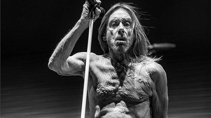 Iggy Pop little caesar