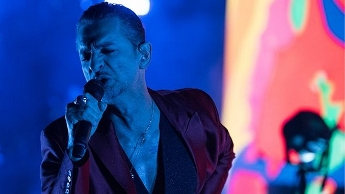 Live Photos: Depeche Mode & Warpaint at Madison Square Garden