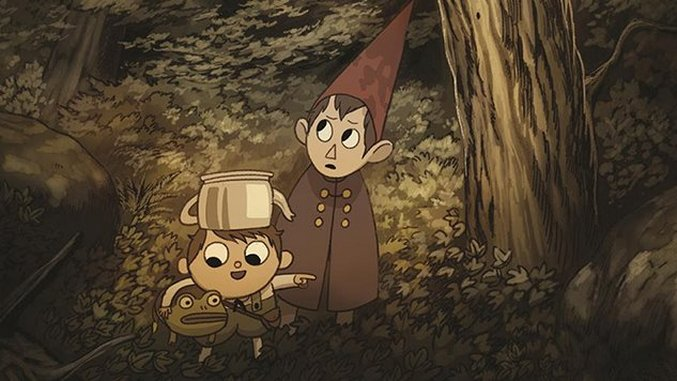 Preview: <i>Art of Over the Garden Wall</i> Captures the Dizzying Inspiration of a Modern Animated Classic