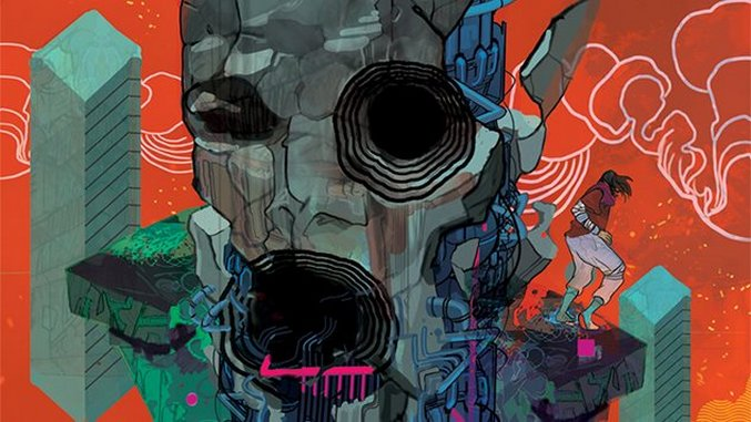 Exclusive Image Comics Preview: <i>Paradiso</i> Is the Post-Apocalyptic Cyborg Odyssey We&#8217;ve All Been Waiting For