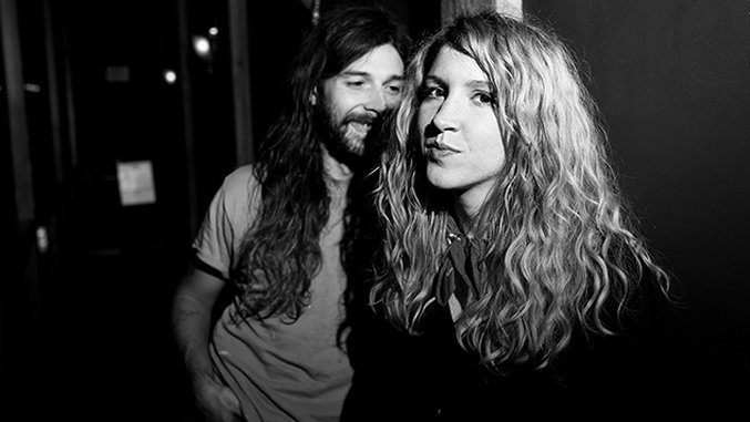 Photos: Behind the Scenes With Widowspeak