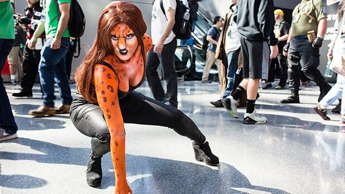Photos: The Best Cosplay of New York Comic Con 2017 Day 2