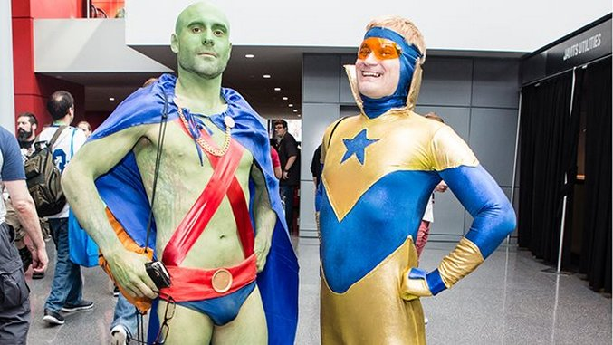 Photos: The Best Cosplay of New York Comic Con 2017, Day 3
