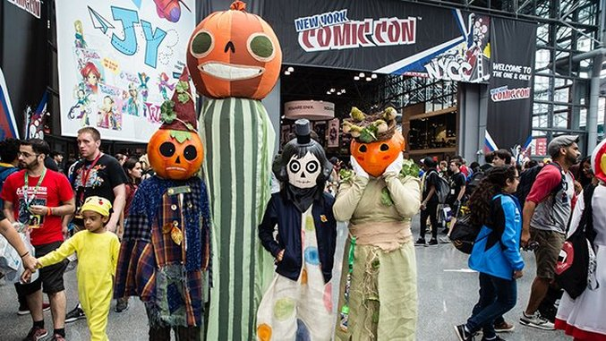Photos The Best Cosplay of New York Comic Con 2017 Day 4  sc 1 st  Paste Magazine & Photos: The Best Cosplay of New York Comic Con 2017 Day 4 :: Comics ...