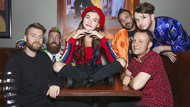 Photos: MisterWives Is a Force of Indefatigable Pop Optimism