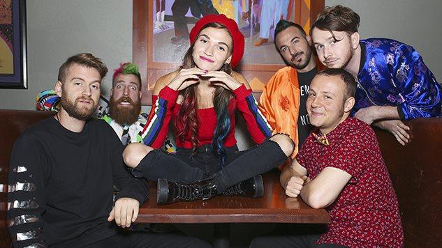 Photos: MisterWives Is a Force of Indefatigable Pop Optimism