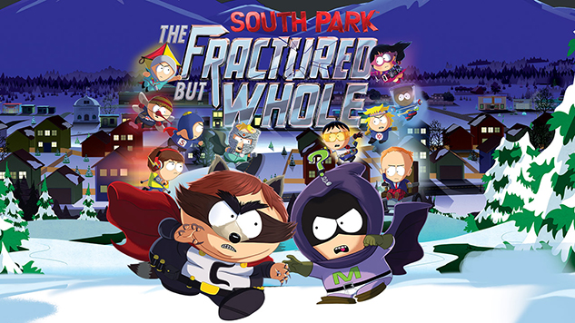 <i>South Park: The Fractured But Whole</i> Is a Better <i>South Park</i> Episode than a Game