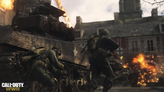 XFINITY Customers Will Be Given Free <i>Call of Duty: WWII</i> Beta Access