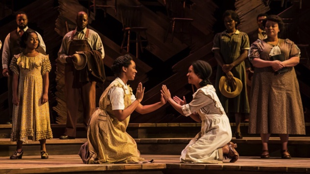 <i>The Color Purple</i> at the Fox Theatre in Atlanta