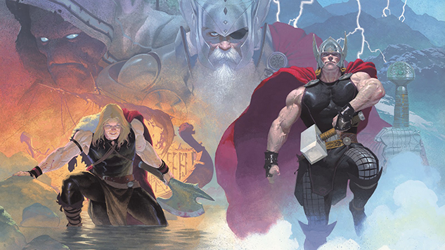 9 Beyond-Epic <i>Thor</i> Comics to Read After Watching <i>Ragnarok</i>